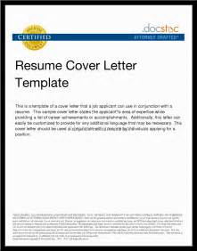 General Cover Letter Examples For Resume General Cover Letter Example For Resumes Alexa Resume