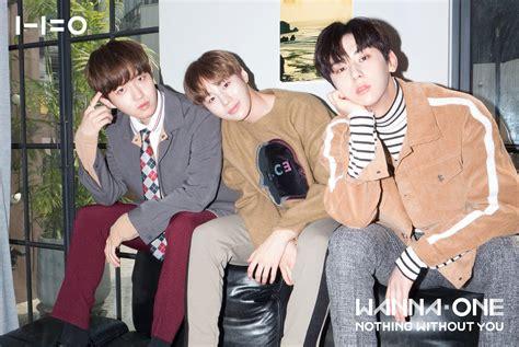 K Pop Wanna One Nothing Without You teaser wanna one beautiful individual teaser photo kpopmap global hallyu media