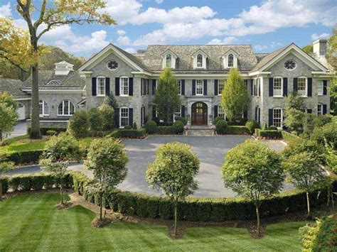 mansion homes 13 million connecticut mansion on sale business insider