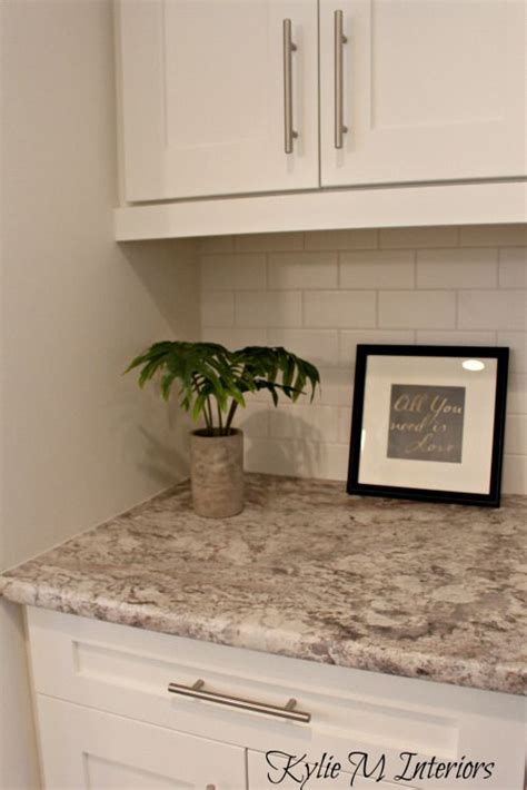 the new era of laminate countertops and why they rock paint colors subway tile backsplash and