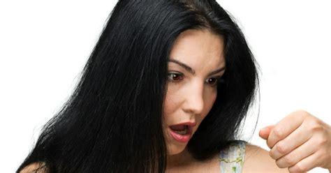 penyebab rambut rontok  perlu  ketahui