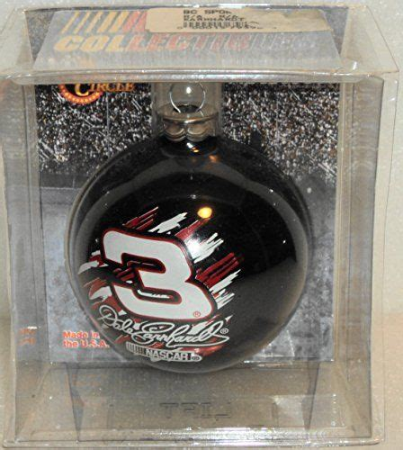 dale earnhardt sr christmas glass ball ornaments 9 best ornaments images on decorations ornament and ornaments