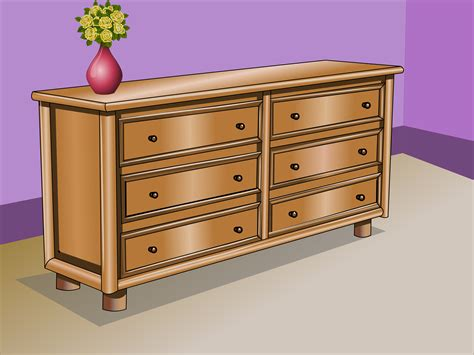 Refinishing Dressers by 9 Ways To Refinish A Dresser Wikihow