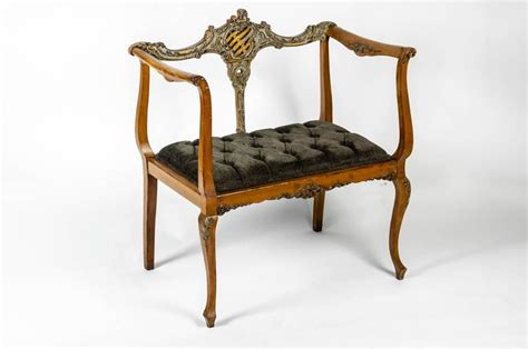 entry benches for sale antique french entry bench for sale at 1stdibs