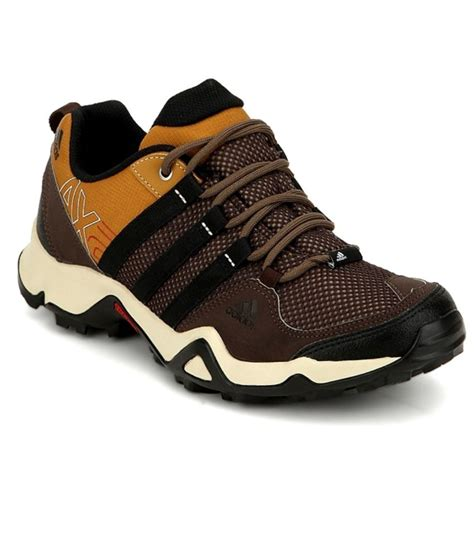 Adidas Ax 2 For Sepatu Adidas Ax 2 Import Quality Buy Adidas Ax2 Brown Hiking Shoes For Snapdeal