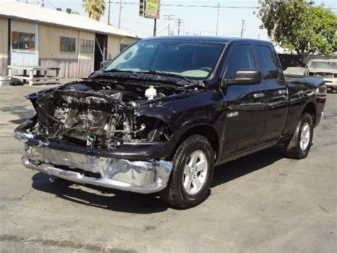 find used 2010 dodge ram 1500 slt damaged salvage fixer rebuilder runs export welcome in sell used 2010 dodge ram 1500 slt quad cab damaged salvage runs wont last export welcome in