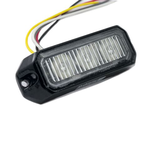 small led strobe lights led strobe light 3 led 1w 12 24v small singtech