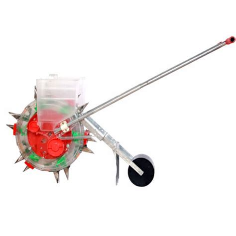 Hand Seed Planter Your New Seeding And Fertilizing Way Walk Seed Planter