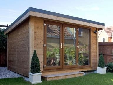 Flat Shed Roof by Custom Garden Shed Flat Roof 9 Toronto Garden Sheds