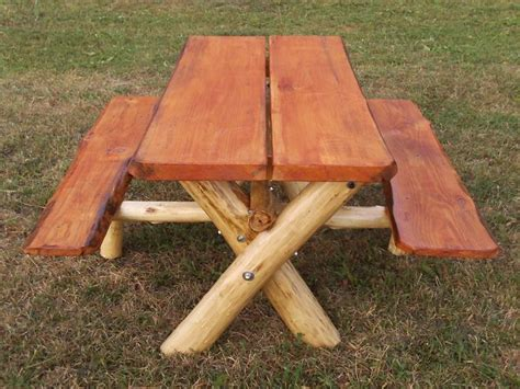 rustic picnic bench 17 best images about picnic tables on pinterest picnic