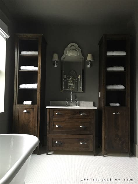 Custom Bedroom Vanity by Bathroom Vanities Wholesteading
