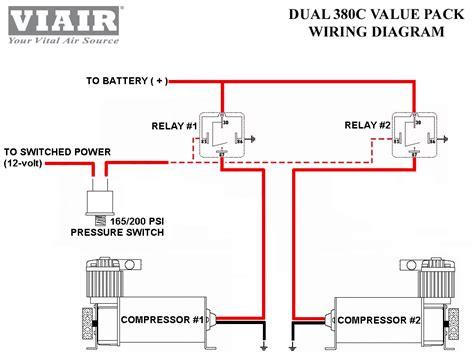 viair dual 380c 200psi air compressor pumps