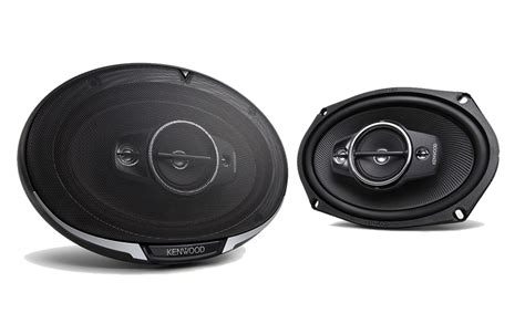 Speaker Oval Kenwood kfc 6985ps 6x9 quot oval 4 way 4 speaker speakers car entertainment kenwood usa
