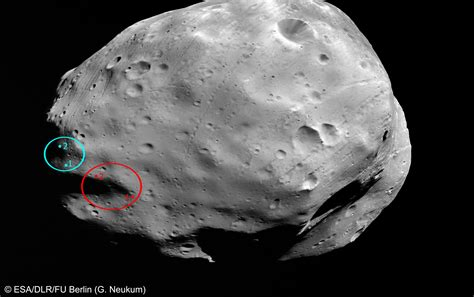 ESA Science & Technology: Mars Express view of the Phobos Grunt mission landing site