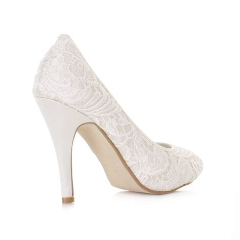 white bridal shoes 28 images cheap white wedding shoes