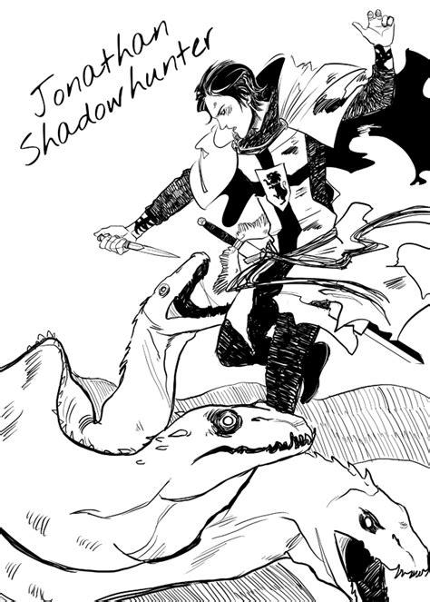 Jonathan Caçador de Sombras | Wikia Shadowhunters BR