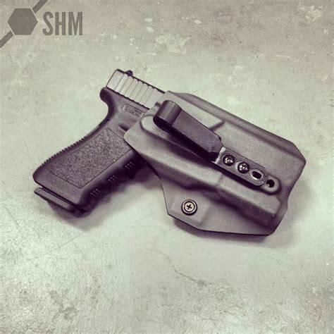 glock 19 iwb holster with light shm ray iwb light bearing holster jerking the trigger