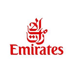 emirates logo emirates airline arabic logo vector ai eps hd icon