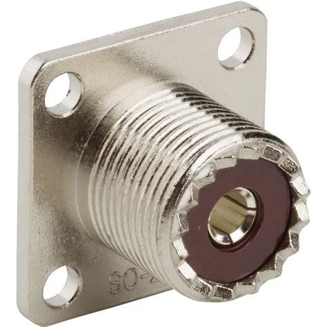 Connector N Bulkhead Rg174rg316 Crimping 1 uhf connectors henol rf