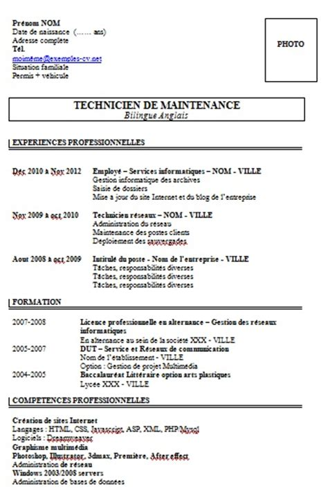 Exemple De Lettre De Motivation Technicienne De Surface Modele Cv Technicien De Surface Cv Anonyme