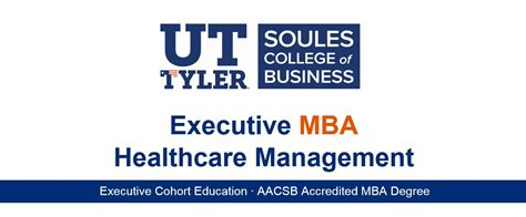 Aacsb Mba Healthcare by Executive Mba Healthcare Management Degree Executive