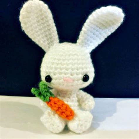 free pattern rabbit crochet 63 free crochet bunny amigurumi patterns page 4 of 6