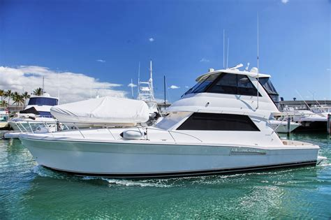 sports boats for sale in miami 2003 used riviera sport fishing sports fishing boat for