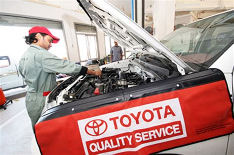 Toyota Maintenance Service Toyota Makes 2 Year Maintenance Free On All New Toyota And