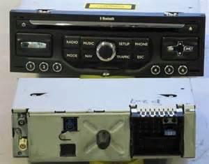 Radio Peugeot 207 Peugeot 207 Elektrisches System Radio