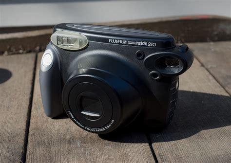 Kamera Fujifilm Instax 210 fuji instax 210 instant review