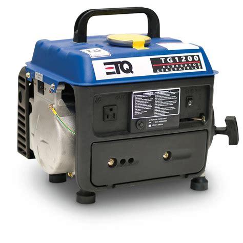 1 200 watt etq portable generator 158134 portable