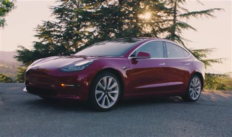 tesla model 3 tax credit 2018 tesla expects 200 000th u s sale this year electric car