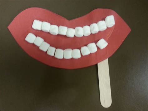 health crafts for 1000 images about dental health theme on