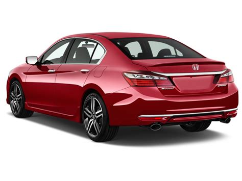 Honda Accord 4 Door image 2016 honda accord sedan 4 door i4 cvt sport angular