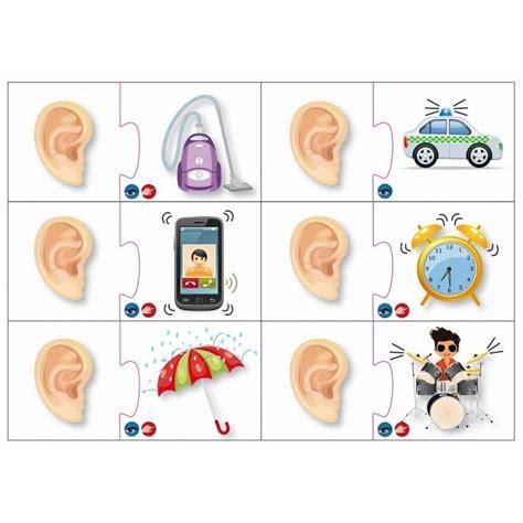 imagenes educativas los sentidos juego de domin 243 de los cinco sentidos