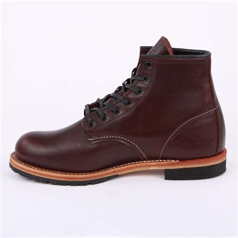 redwing boots for wing beckman 09011 mens laced leather boots shoes