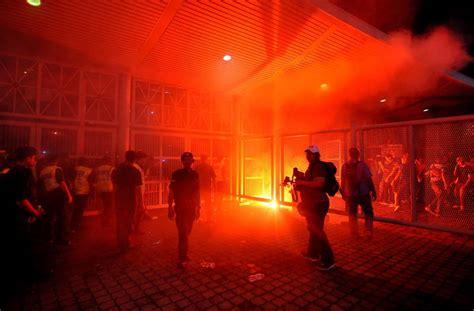 Jamu Raket Malam enam lelaki ditahan bantu siasatan rusuhan di stadium batu