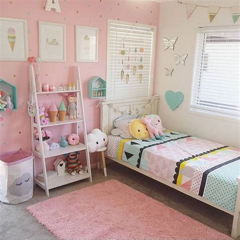 girls rooms best 25 pink accent walls ideas on pinterest