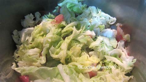 cucinare verza in padella verza stufata un modo semplice per cucinare la verza in