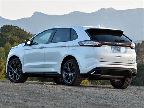 2016 Ford Edge Sport Review by Ratings And Review 2016 Ford Edge Ny Daily News