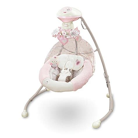 fisher price baby swing fisher price 174 my sweetie deluxe cradle swing