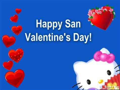 wallpaper hello kitty san valentin hello kitty images happy san valentine s day hd wallpaper