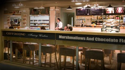 Joe S Kitchen by Joes Kitchen Coffee House Manchester Airport