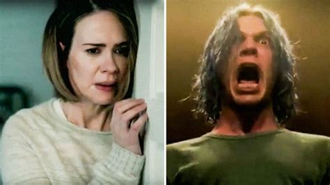 american horror story cult s official trailer is insanely horrific american horror story cult trailer relives election reporter