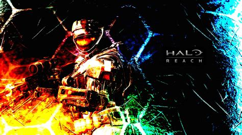 halo wallpaper abyss cool halo backgrounds wallpapersafari