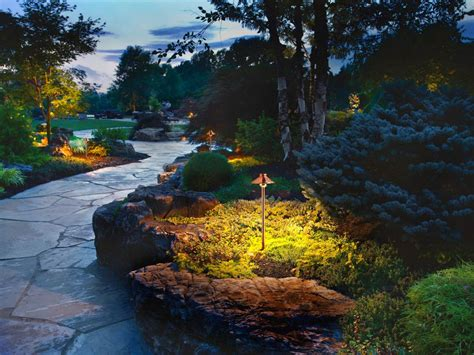 Landscape Path Lighting 22 Landscape Lighting Ideas Diy Electrical Wiring How Tos Light Fixtures Ceiling Fans