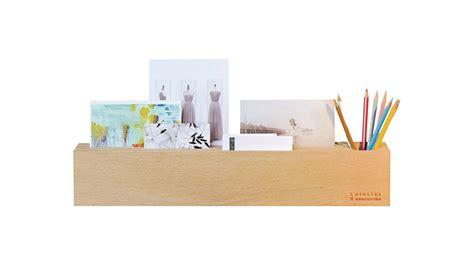 Desk L Organizer Designapplause Wood Block Desk Organizer L Atelier D Exercices