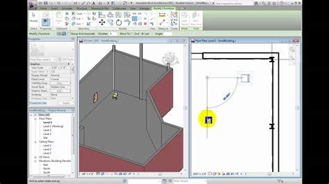 tutorial of revit architecture 2011 revit architecture 2011 tutorial creating radial arrays