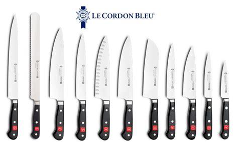 escuela de cocina le cordon bleu los cuchillos de la escuela de cocina cordon bleu de w 252 sthof