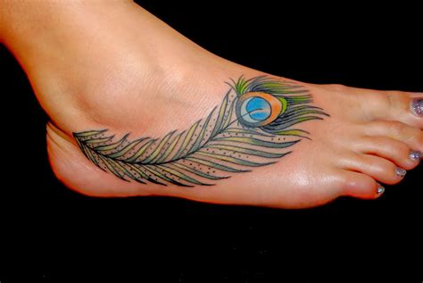 3d beautiful peacock art painting tattoos for women design